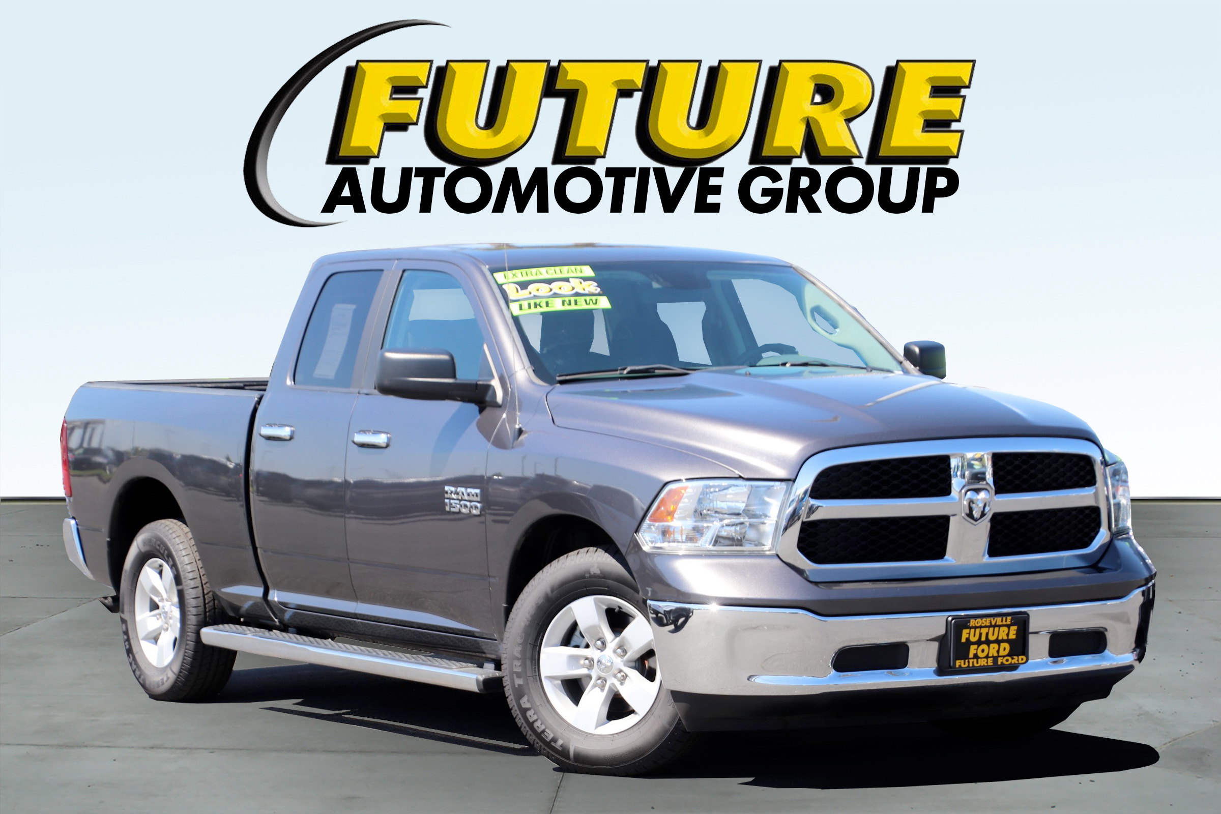 Pre-Owned 2017 Ram 1500 Extended Cab