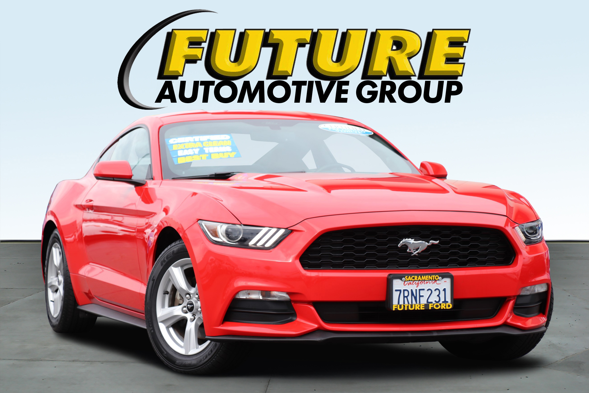 Pre Owned 2016 Ford Mustang Coupe
