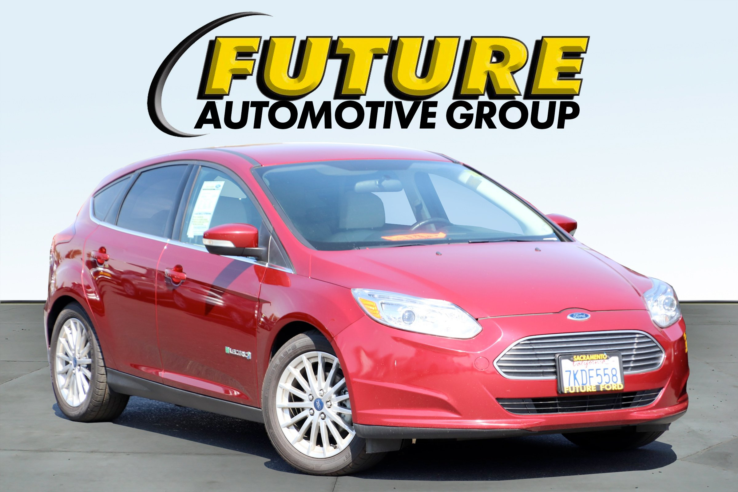 Pre-Owned 2015 Ford Focus Electric BEV
