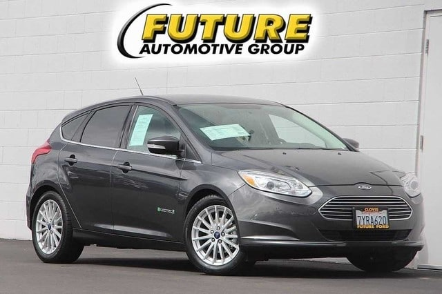 Pre-Owned 2017 Ford Focus Electric
