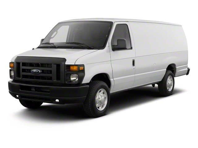 Pre-Owned 2011 Ford Econoline Wagon