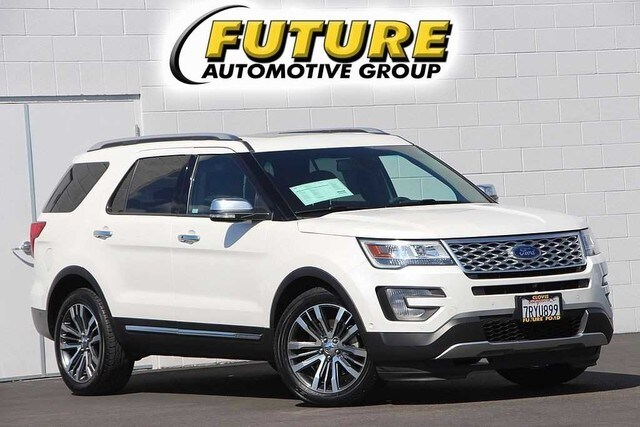 Pre-Owned 2016 Ford Explorer 4WD 4dr Platinum