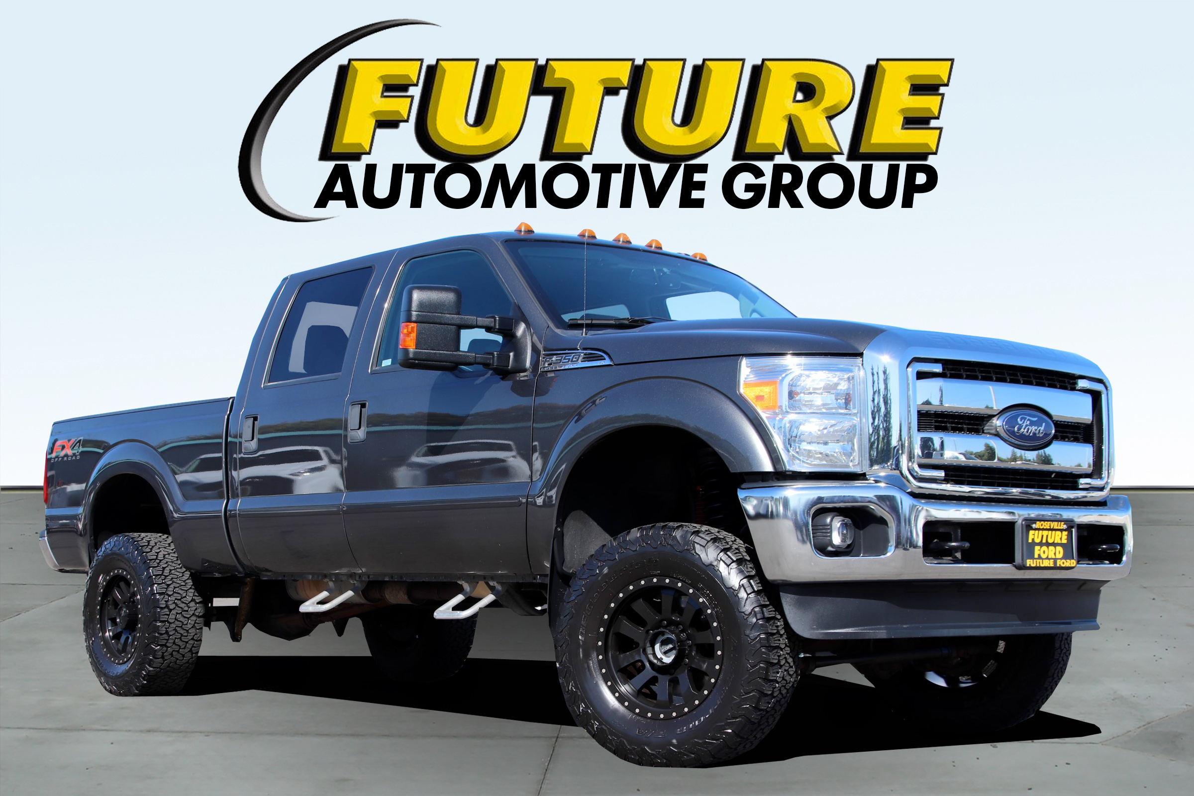 Pre-Owned 2016 Ford F-350SD Crew Cab