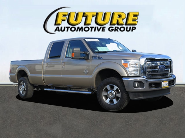 Pre-Owned 2013 Ford F-350