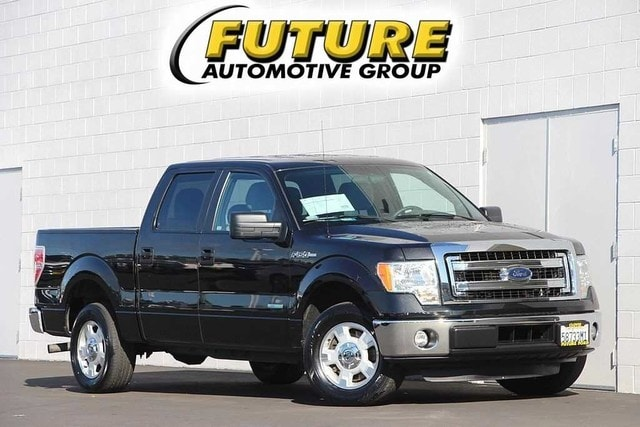 Pre-Owned 2014 Ford F-150 2WD Supercrew 145 XLT