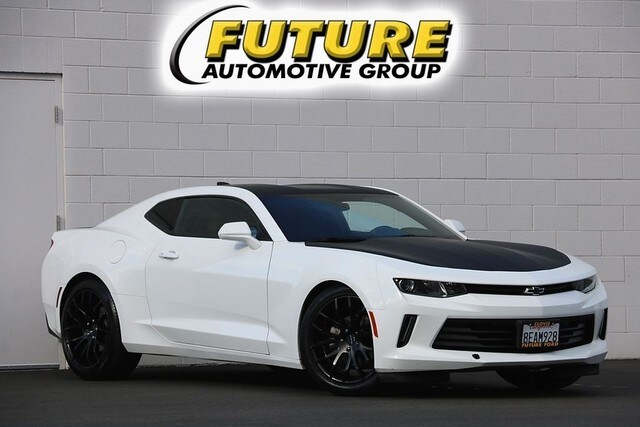 Pre-Owned 2016 Chevrolet Camaro 2dr Cpe LT w/1LT