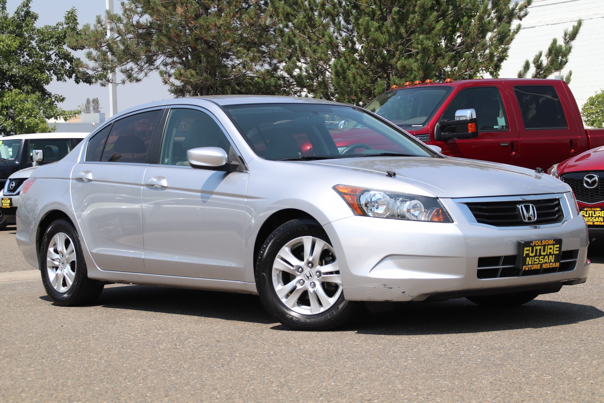 Pre Owned 2010 Honda Accord Sdn LX P ...