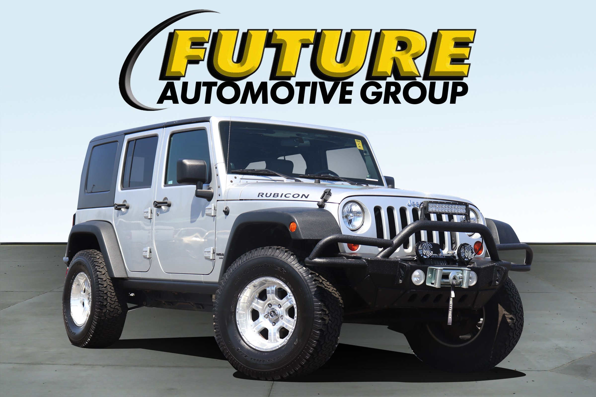 Pre Owned 2010 Jeep Wrangler Unlimited Rubicon ...