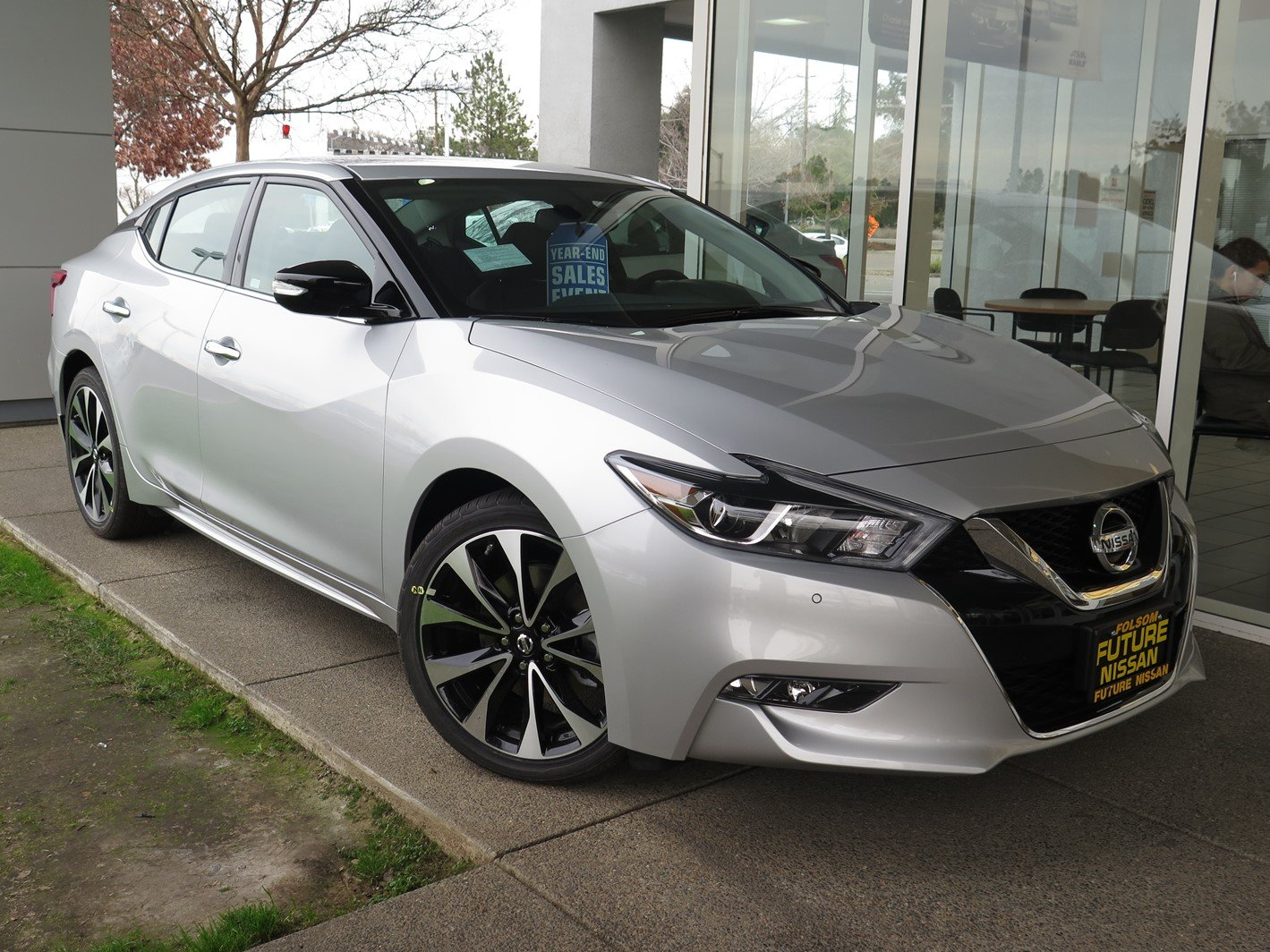 Car Apr Calculator >> New 2018 Nissan Maxima SR 4dr Car in Roseville #F11832 | Future Nissan of Roseville