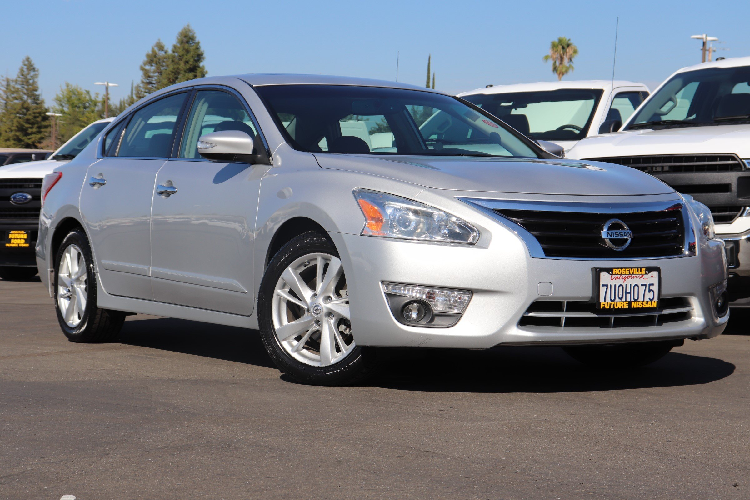 Certified Pre Owned 2013 Nissan Altima 2.5 SV
