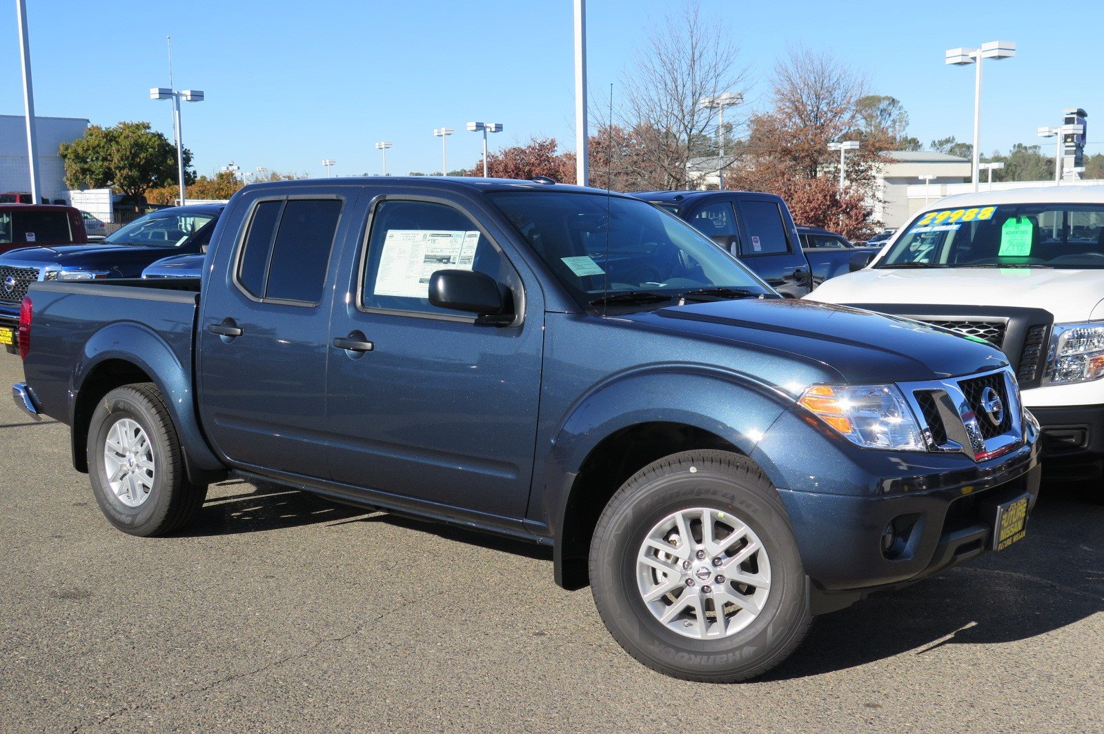 2018 Nissan Frontier Crew Cab - New Car Release Date and ...