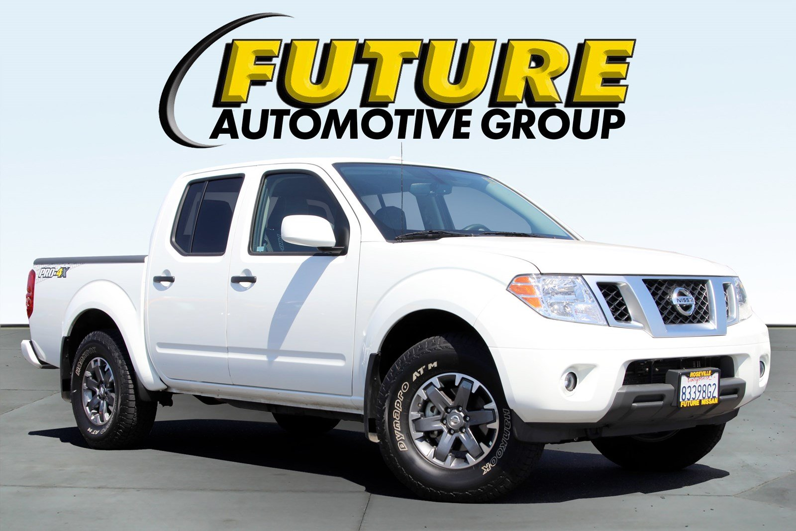 Certified Pre-Owned 2018 Nissan Frontier PRO-4X Crew Cab Pickup in ...