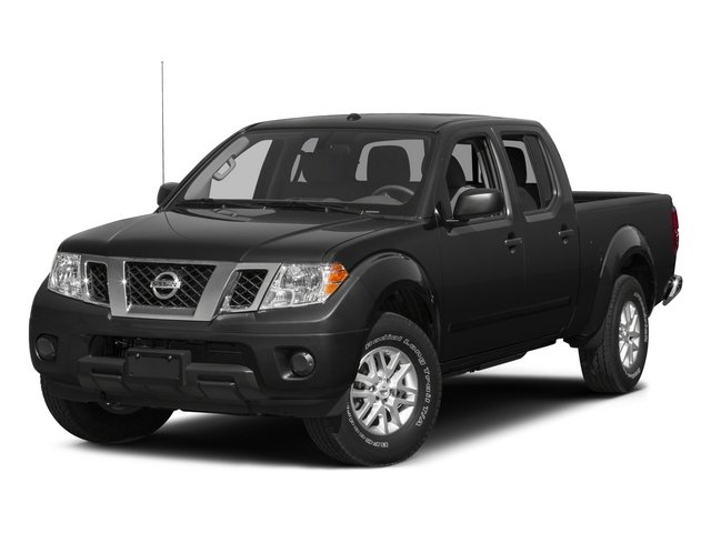 Pre Owned 2015 Nissan Frontier SV Crew Cab Pickup in Roseville