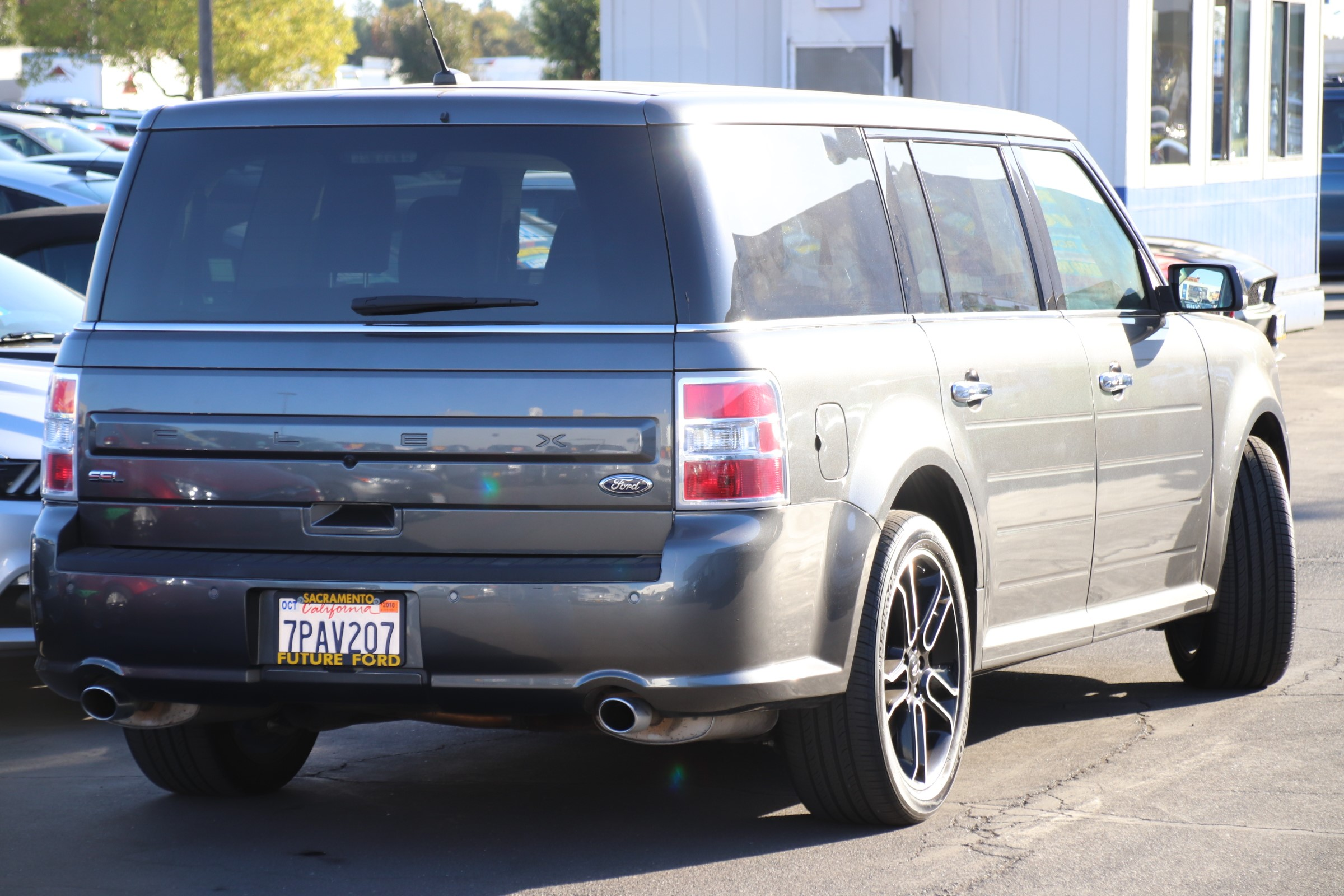 Pre owned 2015 ford flex sel