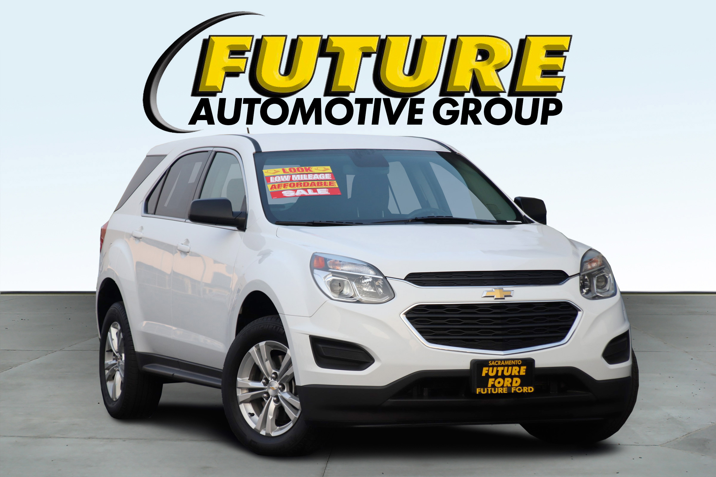 Pre Owned 2016 Chevrolet Equinox LS LS in Roseville A