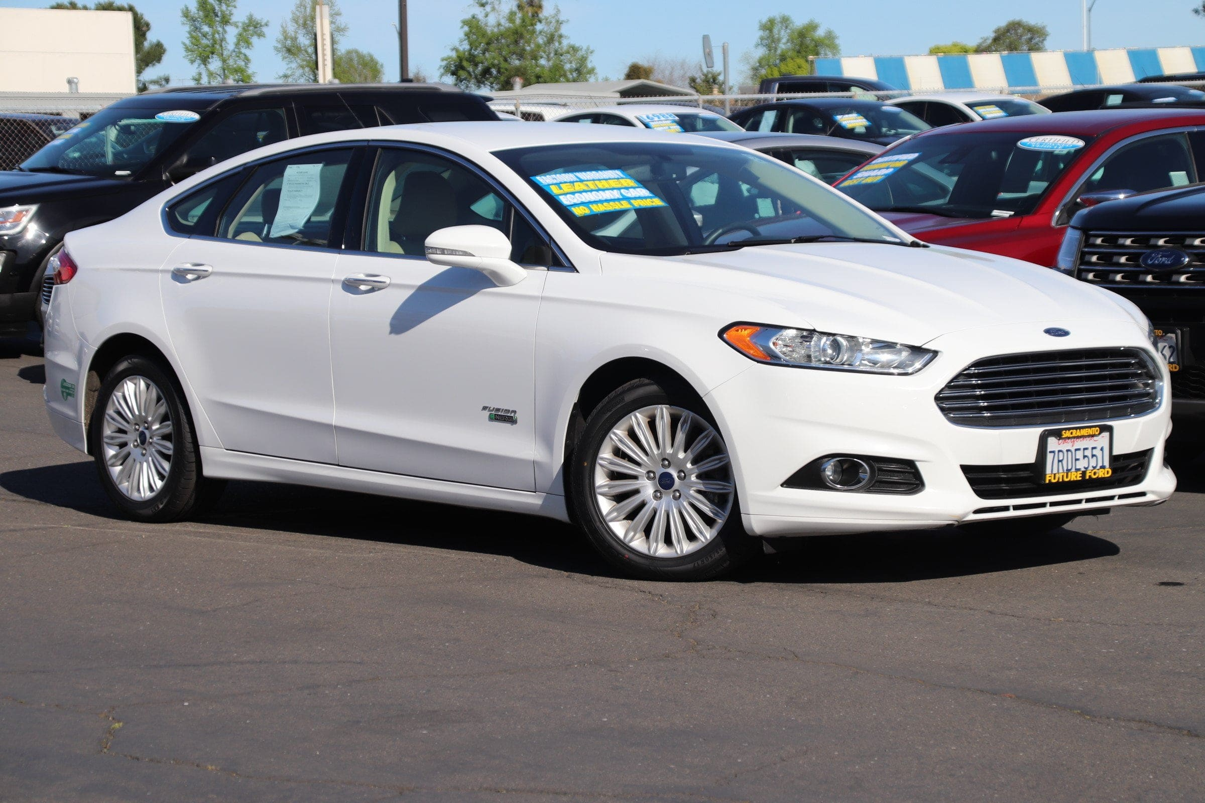Pre Owned 2016 Ford Fusion Energi Se Luxury