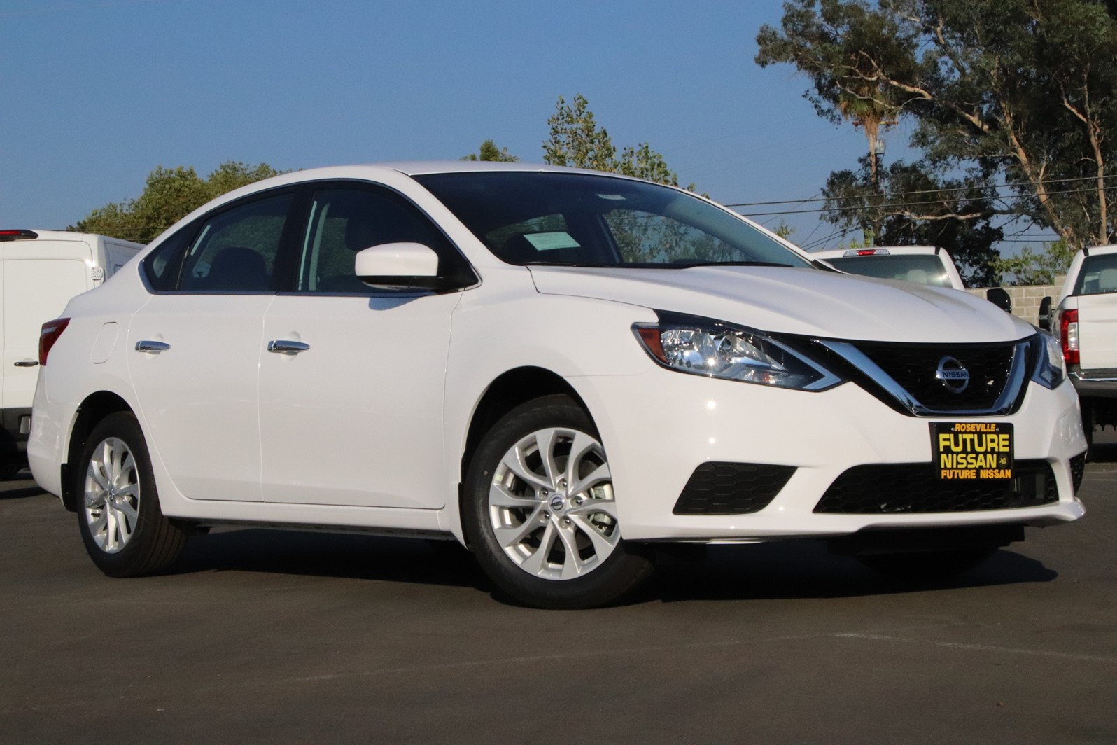 Nissan Sentra Owners Manual: Aluminum alloy wheels