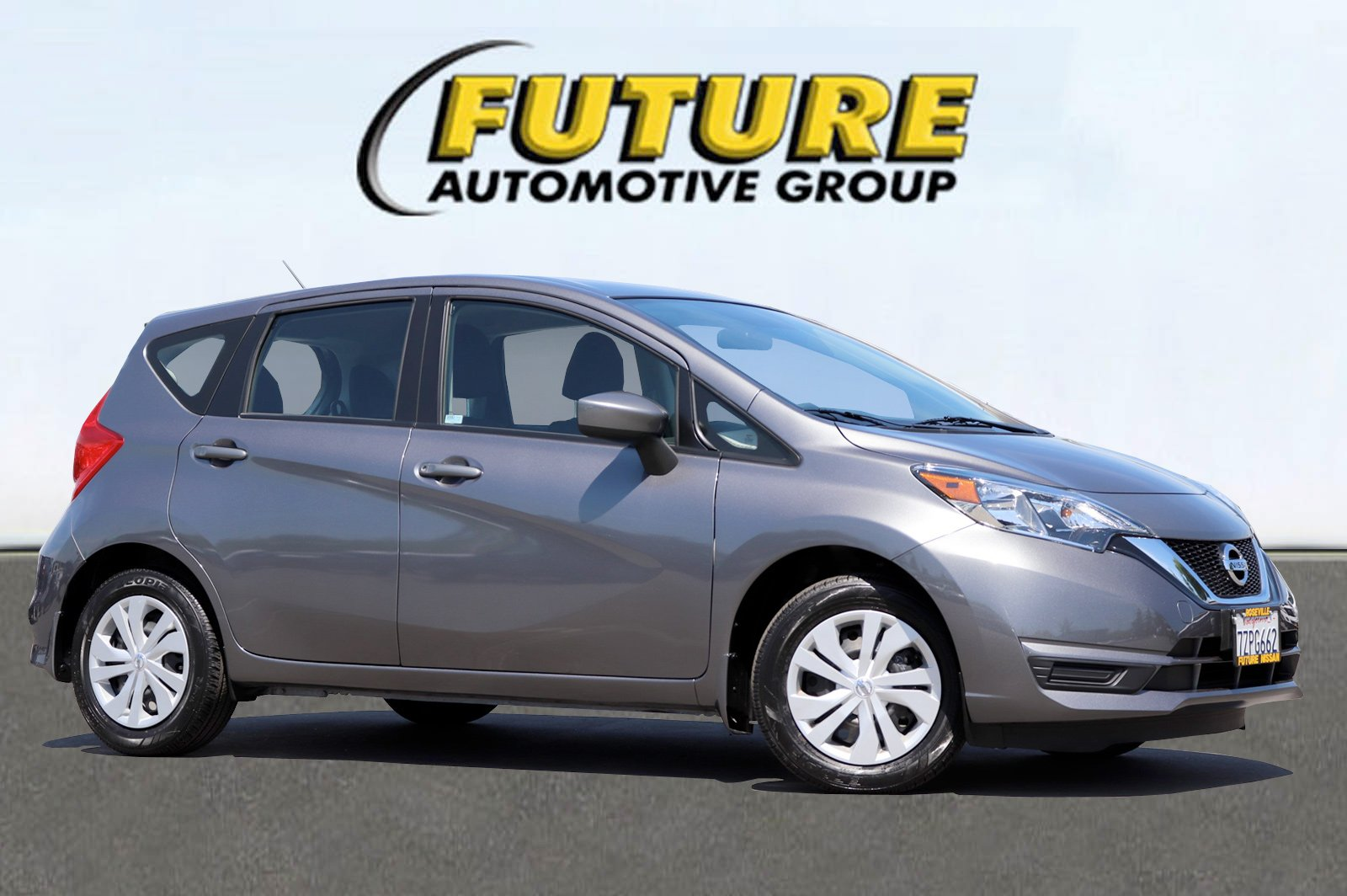 Certified Pre Owned 2017 Nissan Versa Note S Plus