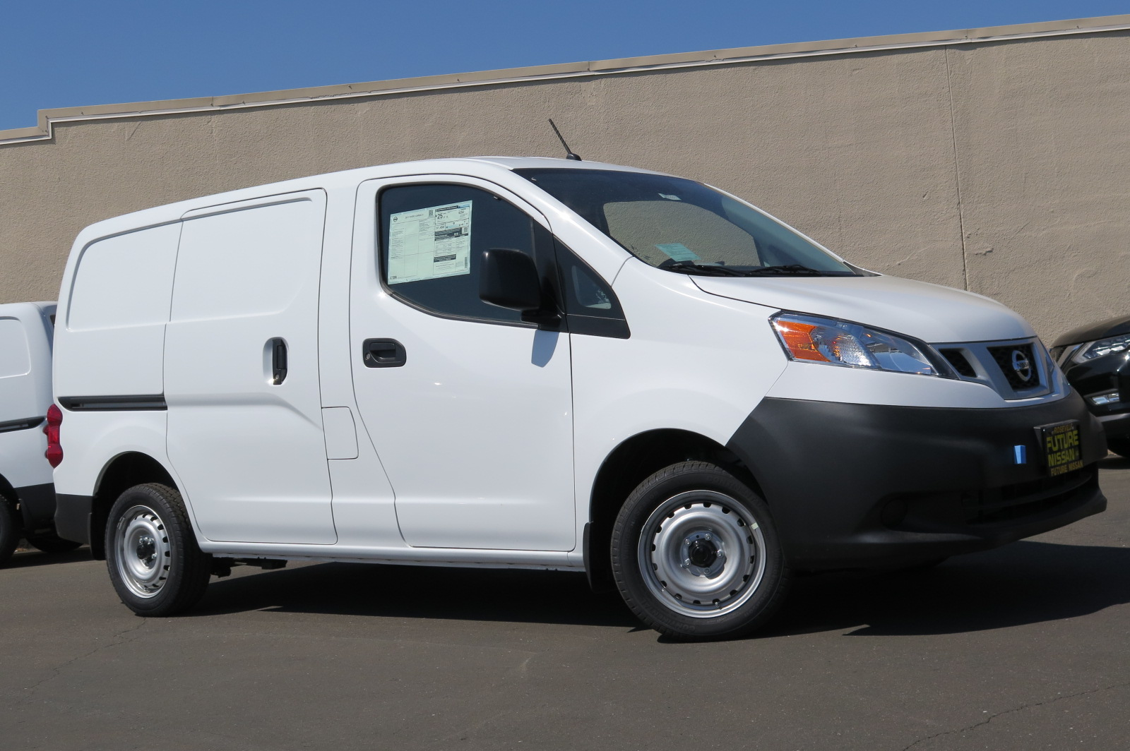 New 2017 Nissan Nv200 Compact Cargo S Mini Van Cargo In