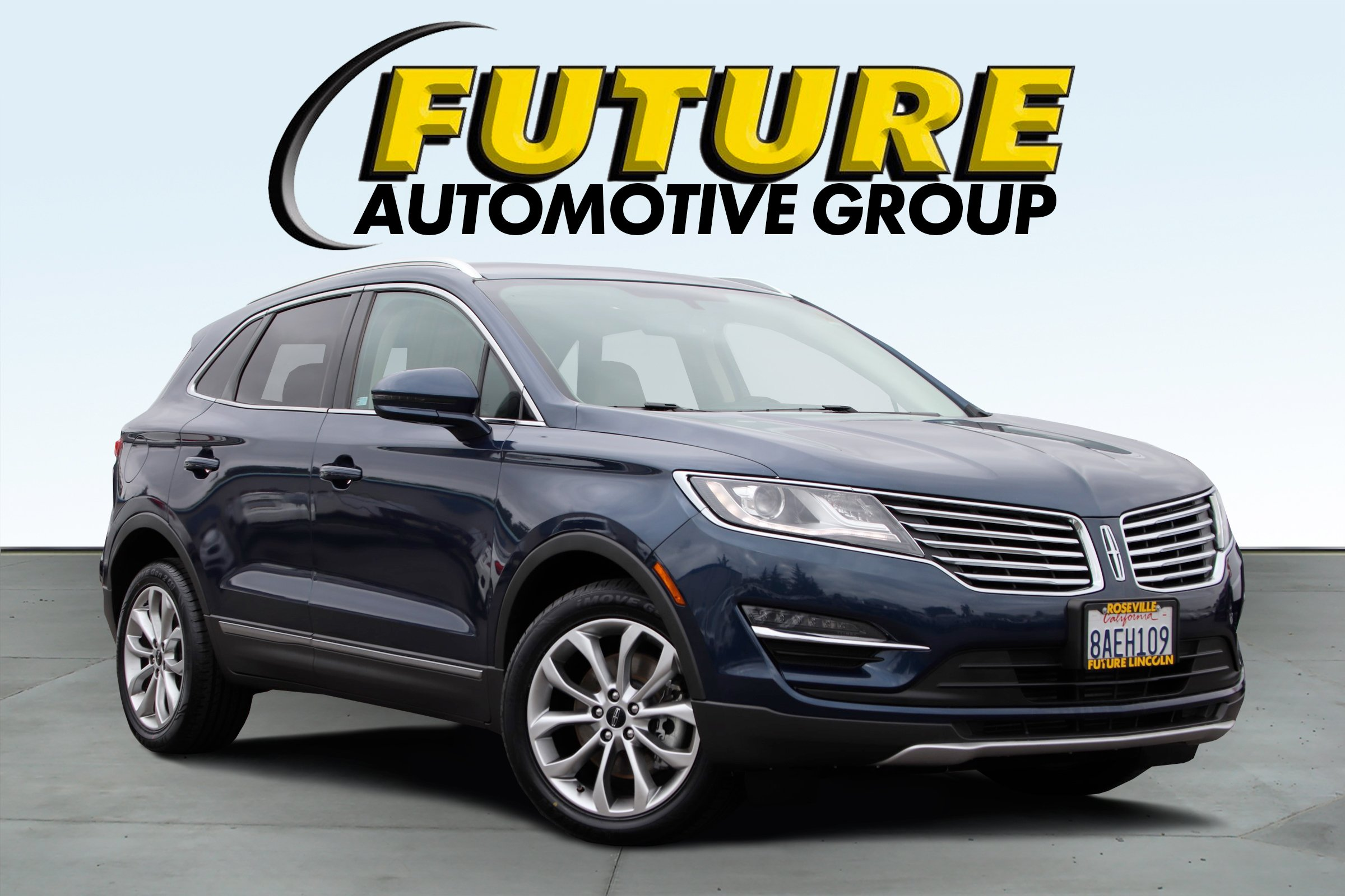 Pre-Owned 2017 Lincoln MKC Select