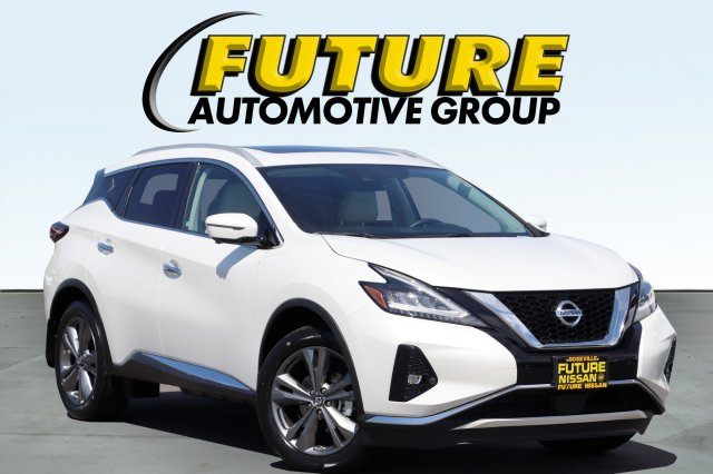 Certified Pre-Owned 2019 Nissan Murano Platinum
