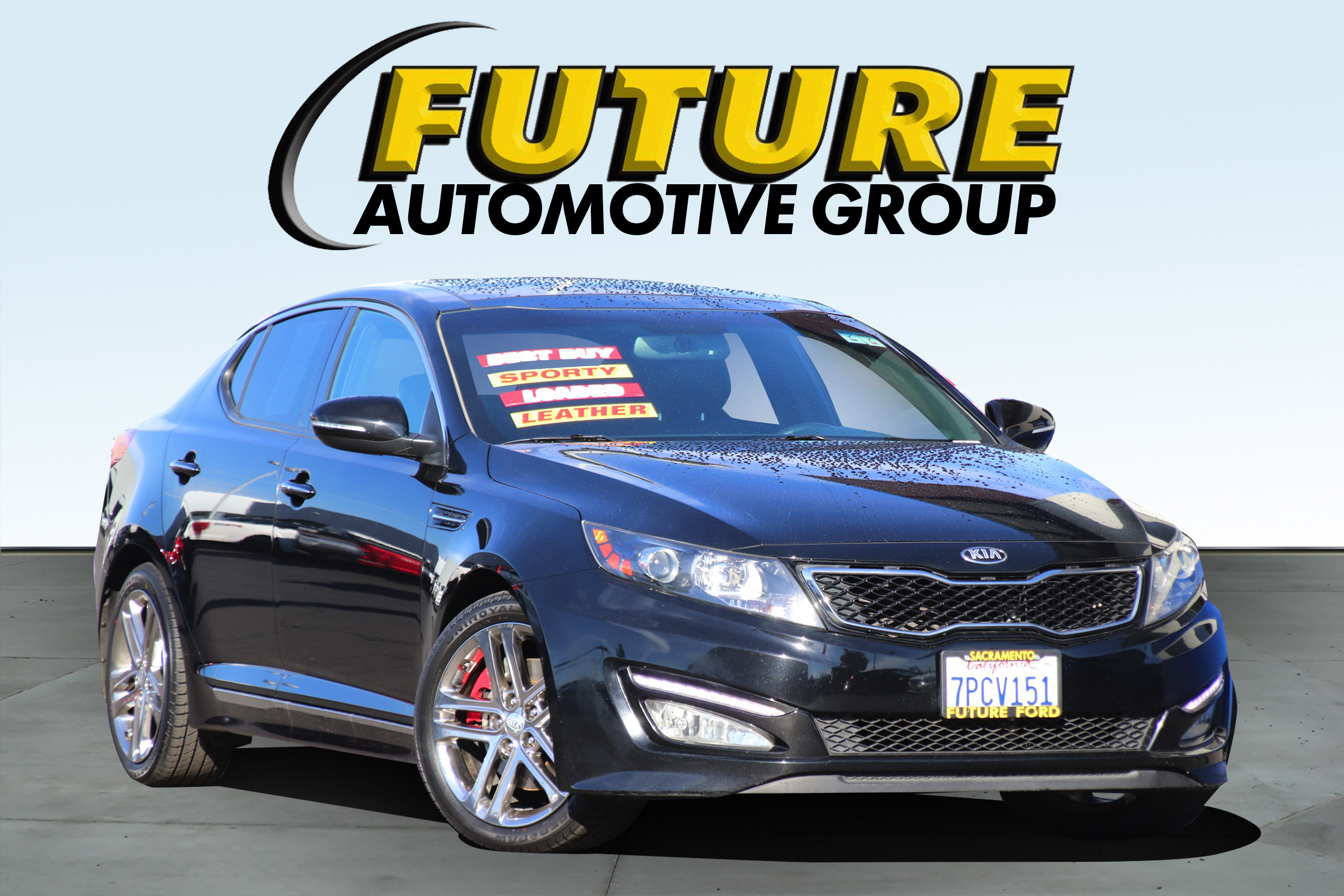Pre Owned 2013 Kia Optima Sx W/limited Pkg ...