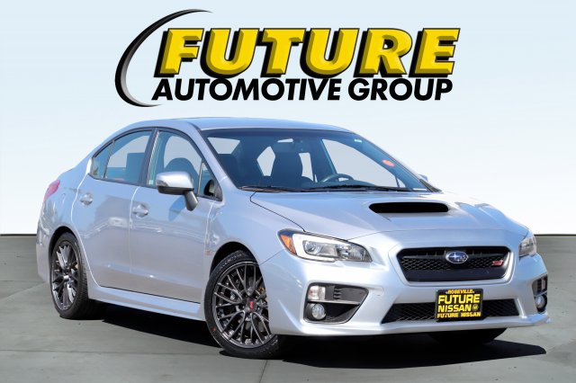 Pre-Owned 2016 Subaru WRX STI Sedan