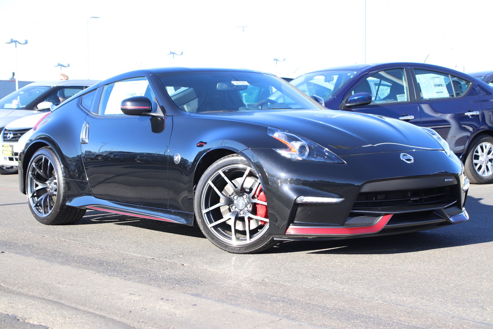 New 2019 Nissan 370z Coupe Nismo With Navigation