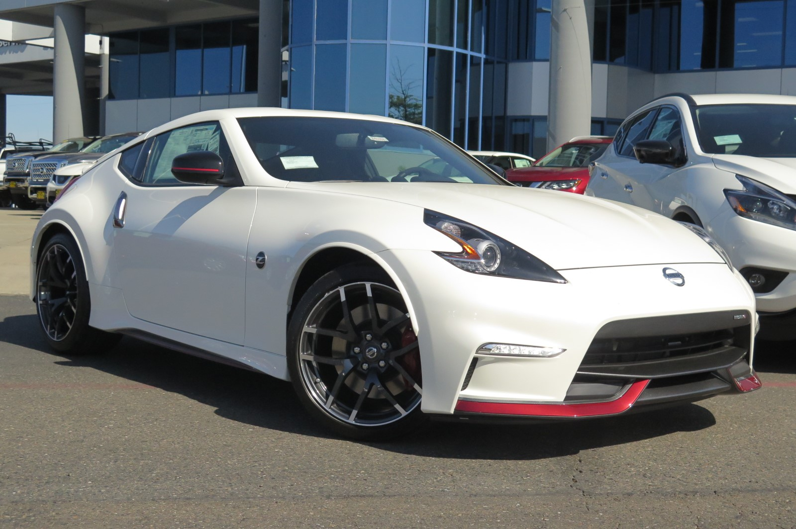 New 2018 Nissan 370z Coupe Nismo 2dr Car In Roseville N46068