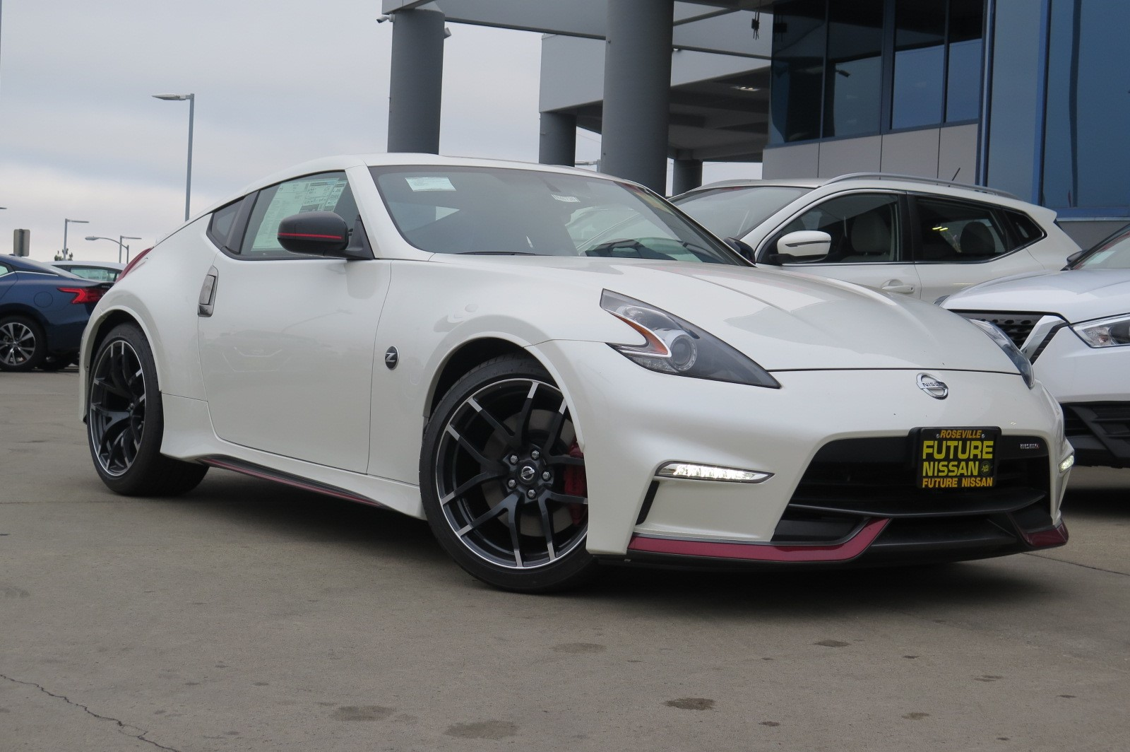 New 2019 Nissan 370Z Coupe NISMO