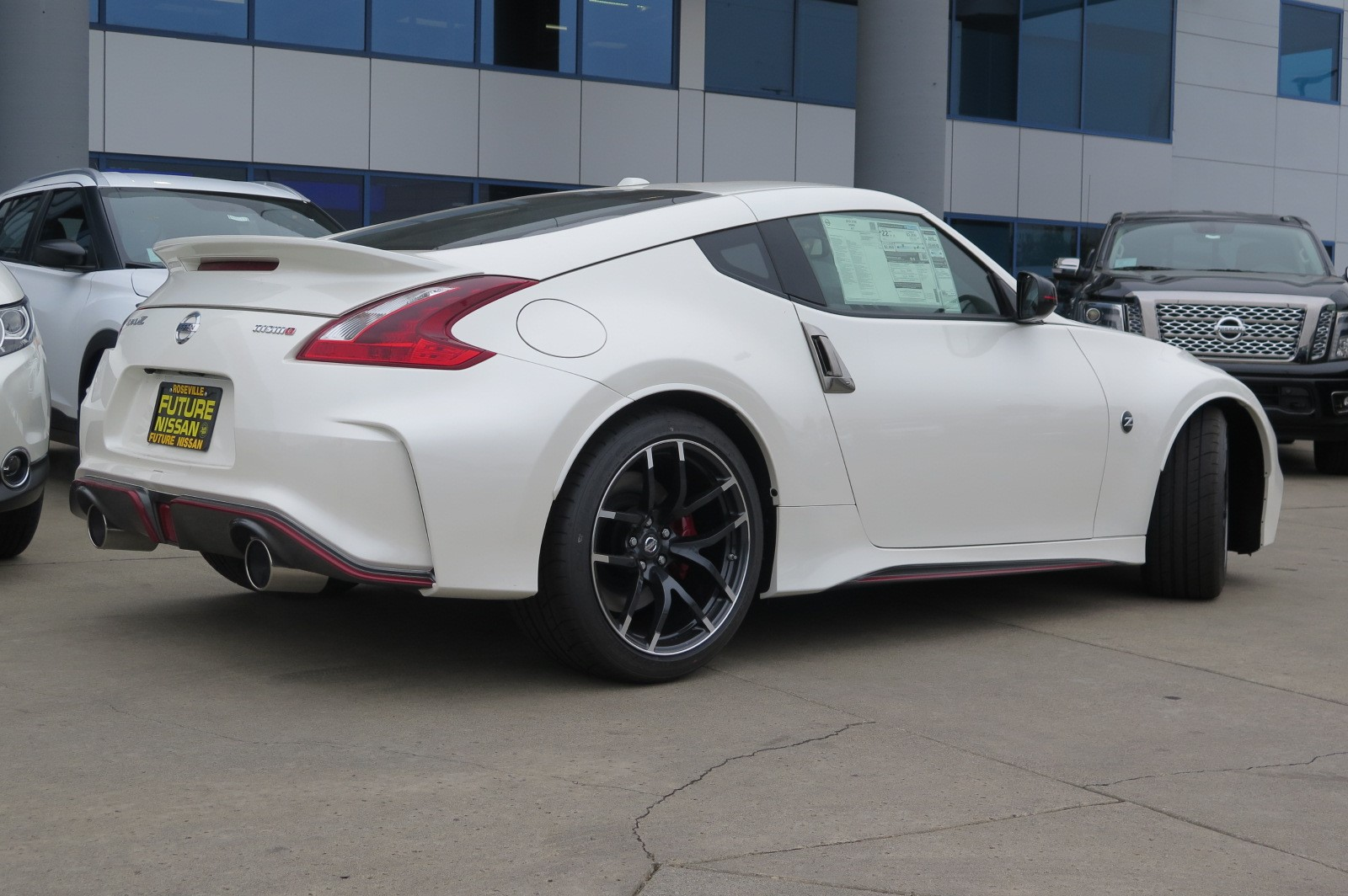 New 2019 Nissan 370z Coupe Nismo 2dr Car In Roseville N47112 79 Trans Am Alternator Wiring Diagram