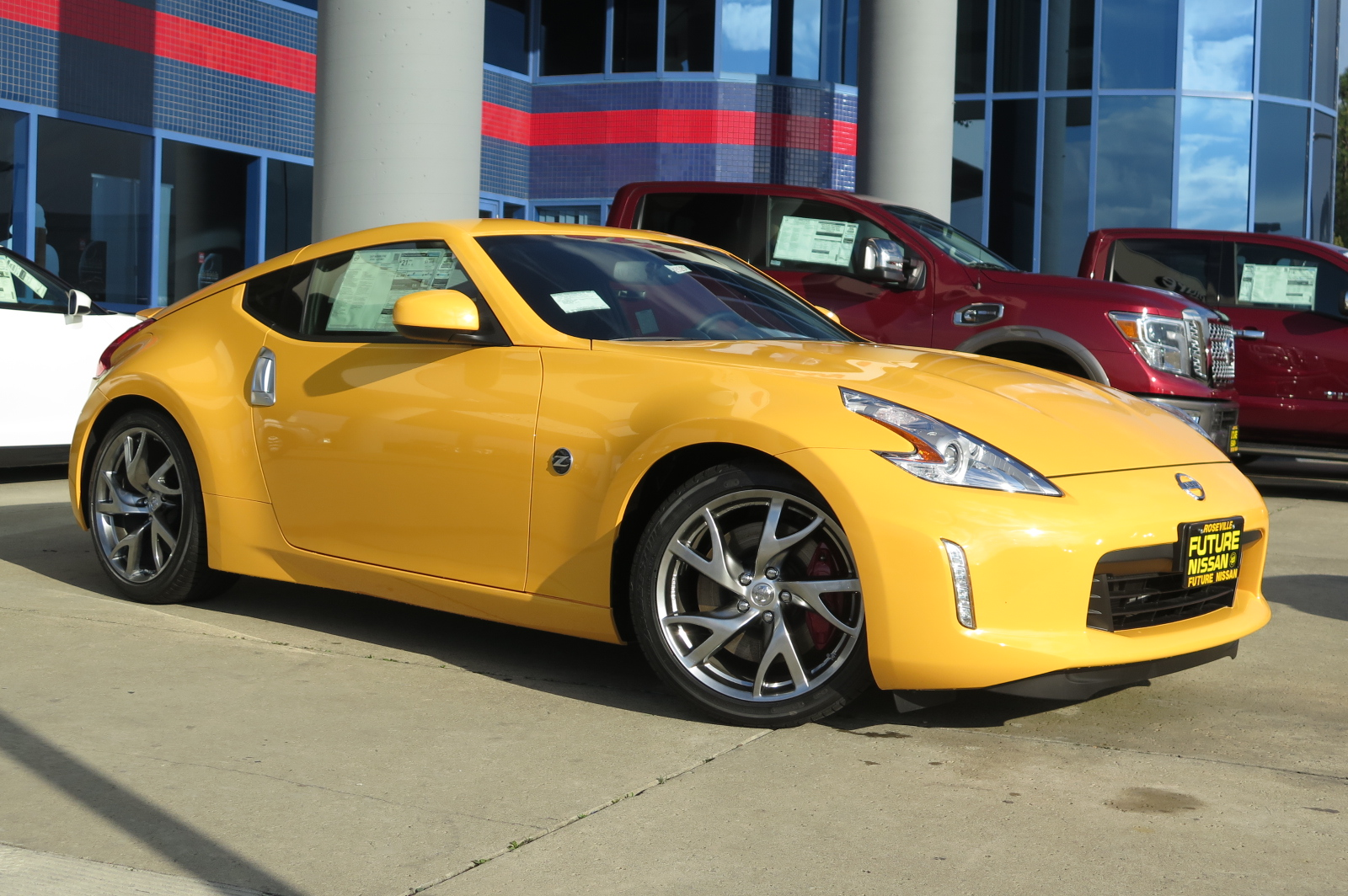 New 2017 Nissan 370Z Sport Tech