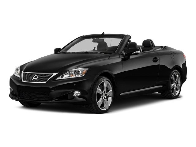 Pre-Owned 2015 Lexus IS 350C Convertible