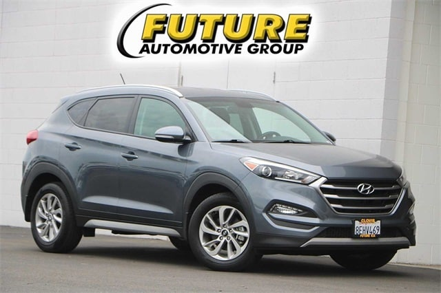 pre owned 2017 hyundai tucson eco suv in roseville k8918a future nissan of roseville future nissan of roseville