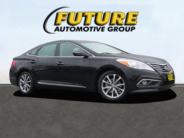 Hyundai Azera 2016 >> Pre Owned 2016 Hyundai Azera Front Wheel Drive Sedan