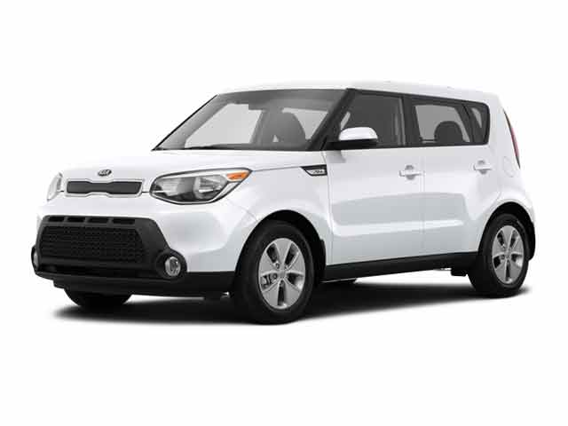 Pre-Owned 2016 Kia Soul Base FWD