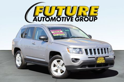 Pre-Owned 2016 Jeep Compass Sport 4x4