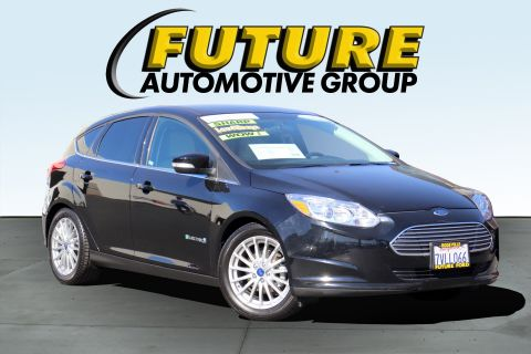 Pre-Owned 2016 Ford Focus Electric BEV