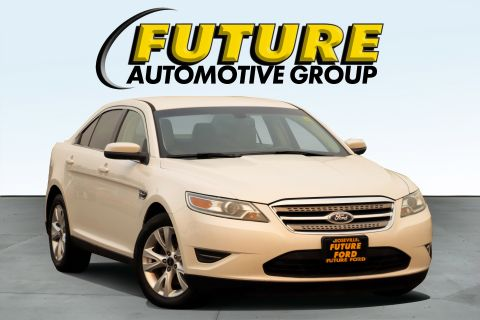 Pre-Owned 2010 Ford TAURUS Sedan