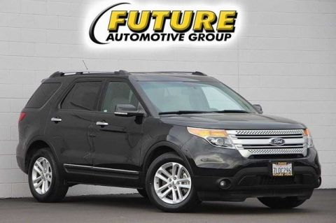 Pre-Owned 2015 Ford Explorer FWD 4dr XLT