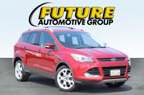 Pre-Owned 2014 Ford Escape Titanium