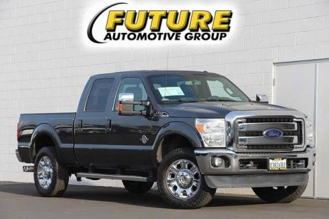 Pre-Owned 2016 Ford Super Duty F-250 SRW 4WD Crew Cab 156 Lariat