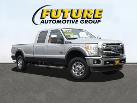 Pre-Owned 2016 Ford F-250