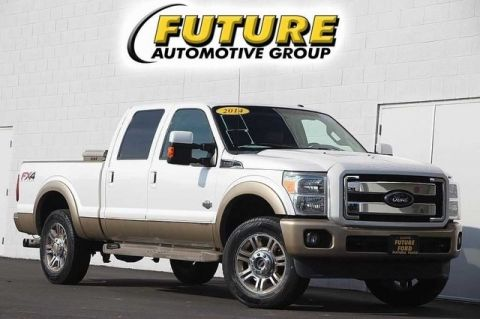 Pre-Owned 2014 Ford Super Duty F-250 SRW King Ranch