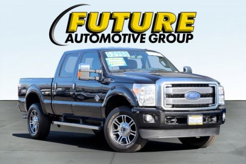 Pre-Owned 2016 Ford Super Duty F-350 SRW Lariat