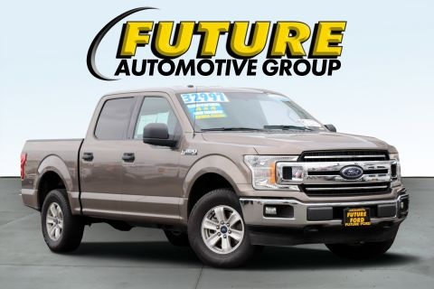 Pre-Owned 2018 Ford F-150 XLT 4x4