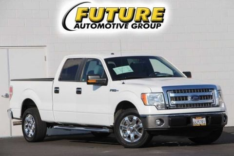 Pre-Owned 2014 Ford F-150 2WD Supercrew 157 XLT