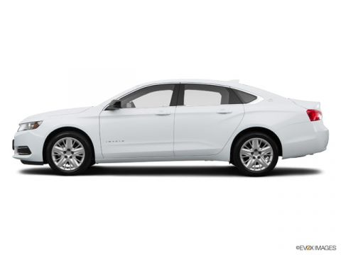 Pre-Owned 2015 Chevrolet Impala LS w/1LS