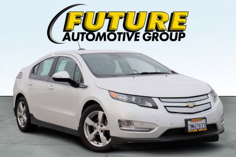 Pre-Owned 2015 Chevrolet Volt Hatchback