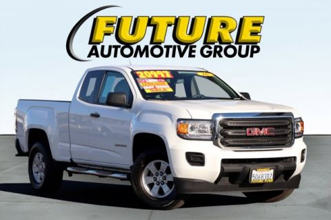 Pre-Owned 2016 GMC Canyon 2WD